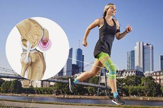 Patellaspitzensyndrom - Jumper's Knee