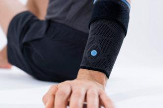 Ellenbogenbandage ofa Dynamics Plus Epicondylitisbandage